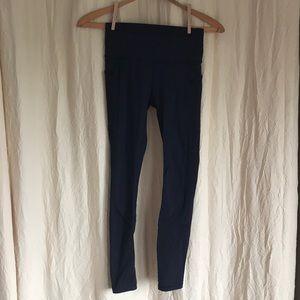 Lululemon High rise full length leggings.(Size: 4)